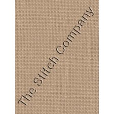 Zweigart 32 ct linen, Light Mocha