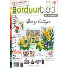 Borduurblad 67 april-mei 2015