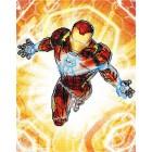 Marvel Avengers Iron Man Blast Off
