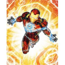 Marvel Avengers Iron Man Blast Off