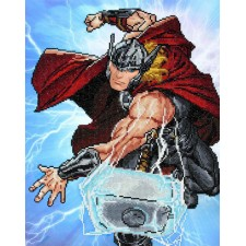 Marvel Avengers Thor Strikes