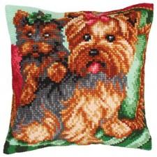 Hond in leunsteun - Dogs on the Armchair