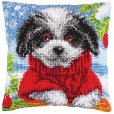 Kussenpakket Wollige winterhond - Woolly Winter