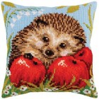 Kussenpakket Egel met appels - Hedgehog with Apples