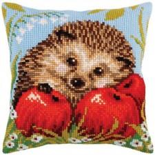 Kussenpakket Egel met appels - Hedgehog with Apples