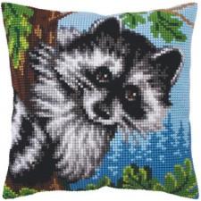 Kussenpakket Kleine Wasbeer - Little Raccoon