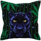 Kussenpakket Nachtelijke Jungle: Panter - Night Jungle