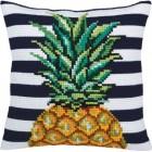 Kussenborduurpakket Ananas - Pineapple