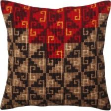 Kussenborduurpakket Peruvian Ornament