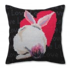 Kussenborduupakket Liefde - Love - Collection d'Art