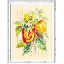 Cross stitch kit Pepper