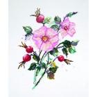 Diamond Painting Wilde roos - Wild Rose
