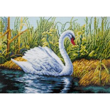 Diamond Painting Zwaan - Swan