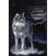 Diamond Painting Wolf - Freyja Crystal