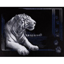 Diamond Painting Tijger - Tiger