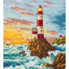 Diamond Painting Vuurtoren - Lighthouse