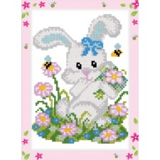 Diamond Painting Konijn - Bunny