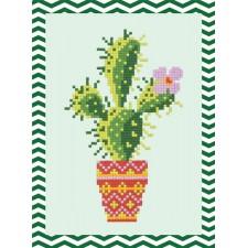 Diamond Painting Cactus - Freyja Crystal