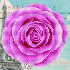Diamond Art Roos - Rose