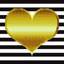 Diamond Art Hart - Heart