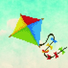 Diamond Art Kite