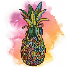 Diamond Art Pineapple