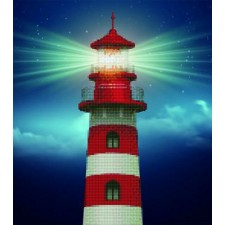 Diamond Art Vuurtoren - Light House