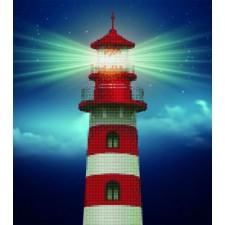 Diamond Art Vuurtoren - Light House