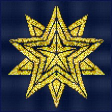Diamond Art Star