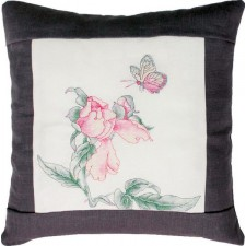Pillow Flower dark