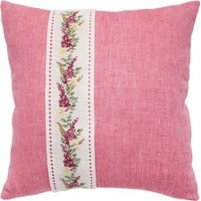 Kussenpakket Cushion Flowers Pink