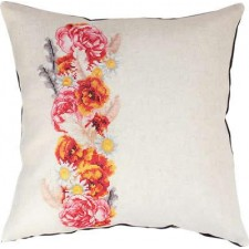 Borduurpakket Pillow Roses