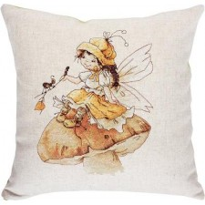 Borduurkussen Pillow The Fairy