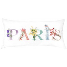 Borduur(tocht)kussen Parijs - Pillow Paris