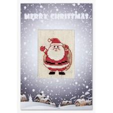 Kaart Santa - Postcard Santa