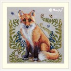 Borduurpakket De Vos - The Fox