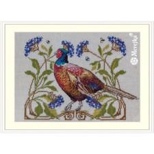 Borduurpakket De Fazant - The Pheasant