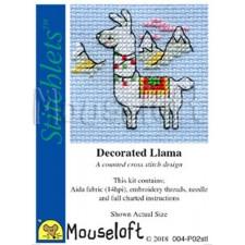 Borduurpakket Lama - Llama