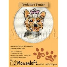 Borduurpakket Yorkshire Terrier