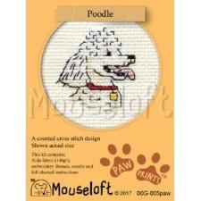 Borduurpakket Poedel - Poodle