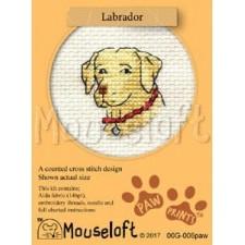 Borduurpakket Labrador