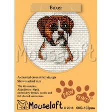 Borduurpakket Boxer