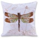 Diamond Dotz Kussen Libelle - Pillow