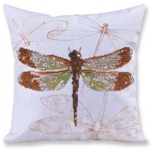 Diamond Dotz Kussen Libelle - Pillow