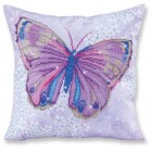 Diamond Dotz Kussen Vlinder - Pillow
