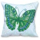Diamond Dotz Kussen Vlinder - Pillow