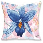Diamond Dotz Pillow Sparkle Garden Blue