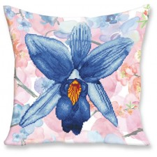 Diamond Dotz Pillow Sparkle Garden Blue