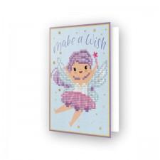 Diamond Dotz Greeting Card Make A Wish