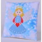 Diamond Dotz Kussen Christmas Angel Pillow